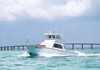 Bounty Hunter Charter Boat